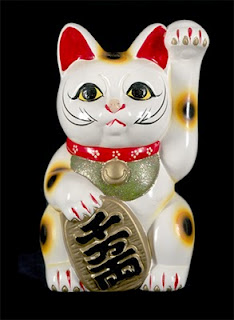 Lucky Charms Animals In The World Maneki Neko