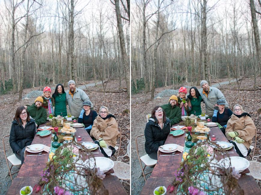 Behind-the-Scenes of Alice in Wonderland Photoshoot