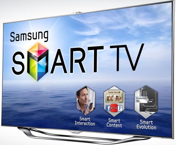 LED 8000 Series Smart TV
