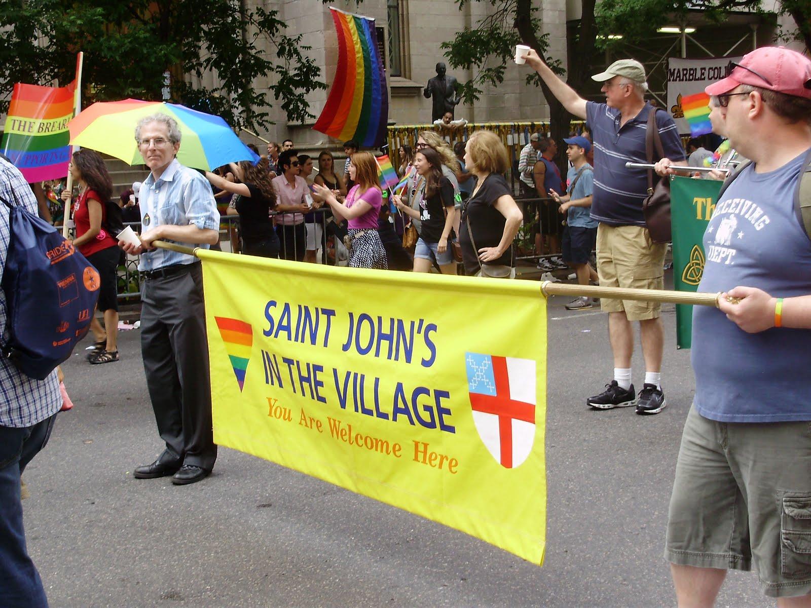Churtch street gay pride