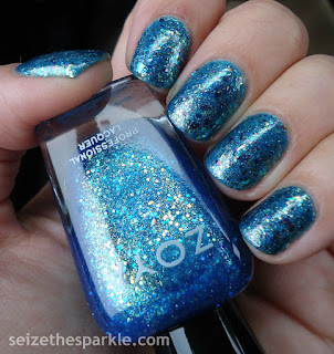 Zoya Muse Mermaid Manicure