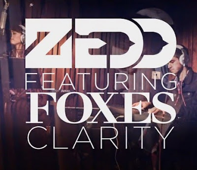 zedd featuring foxes clarity lyrics