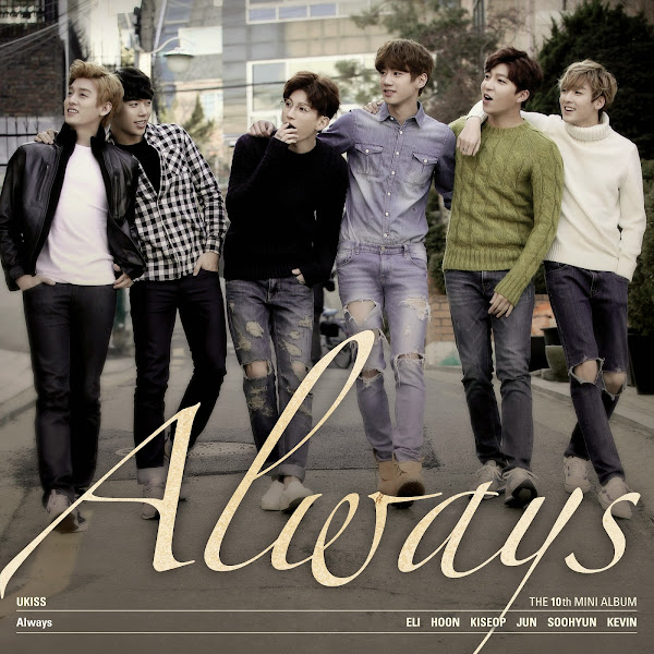 U-kiss Always Cover