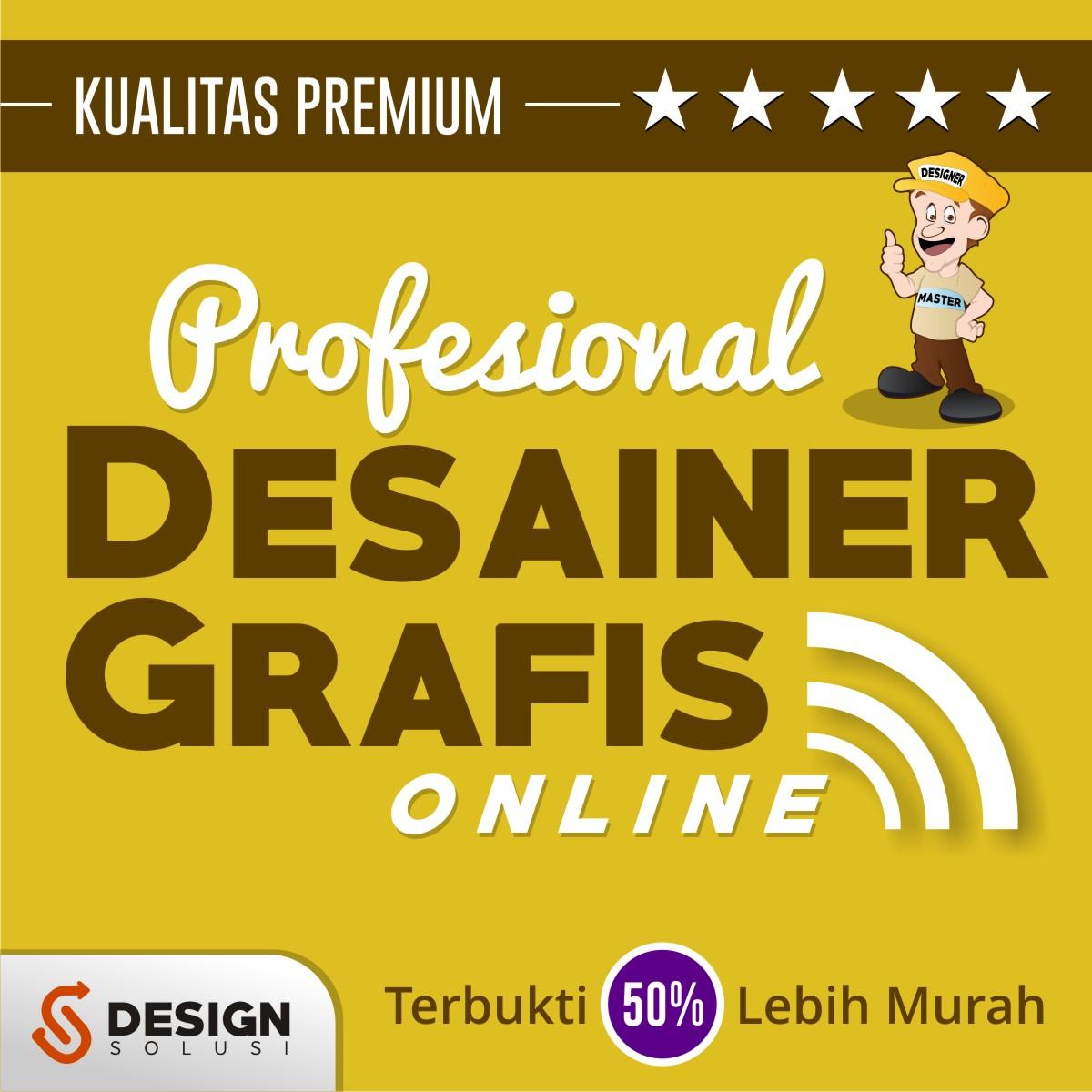 Jasa Desain Online Paling Murah