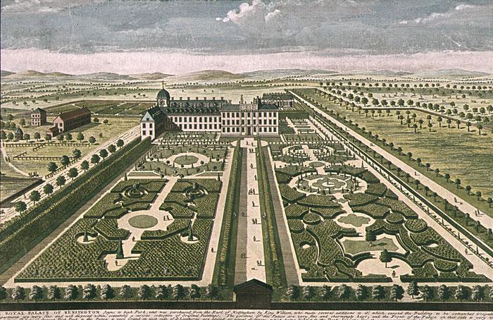 World Visits  Kensington Palace In London A Historical Castles