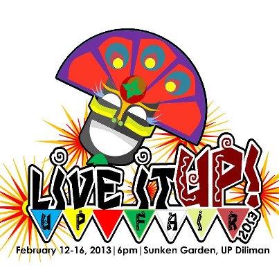 UP Fair 2013 Schedule of Activities