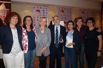 Acto de presentación candidatura Albacete con Gaspar Llamazares