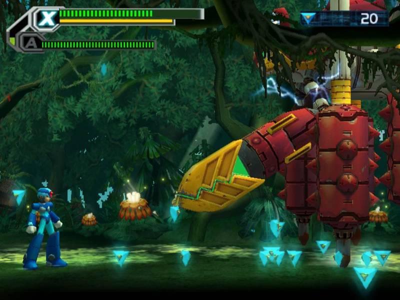 Mega Man X Collection Gamecube Games 2015