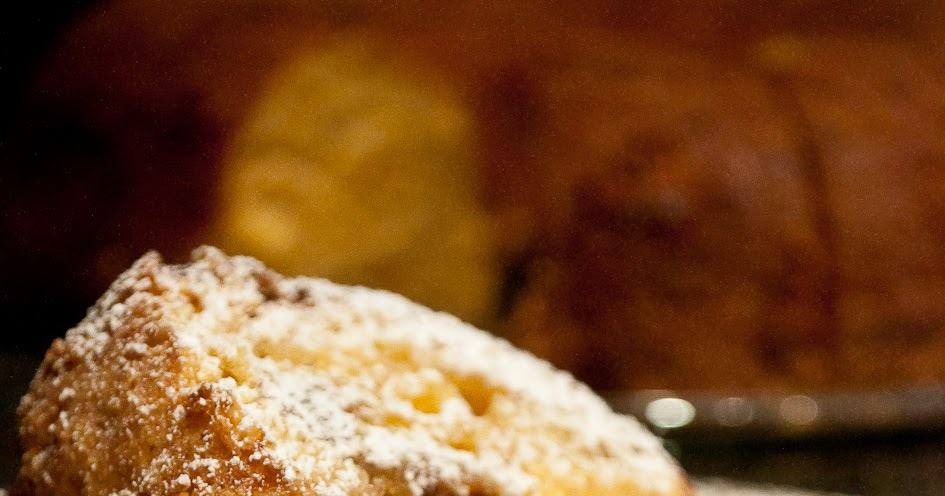Serendipity is Sweet: Sour Cream Pumpkin Spice Coffee Cake Recipe