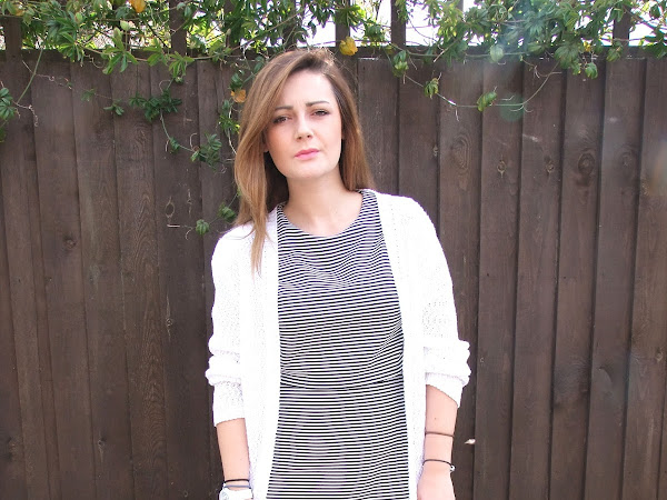 OOTD: Casual Stripes