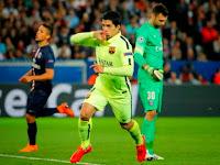 Hasil PSG VS Barcelona Tadi Malam Skor Pertandingan 1-3