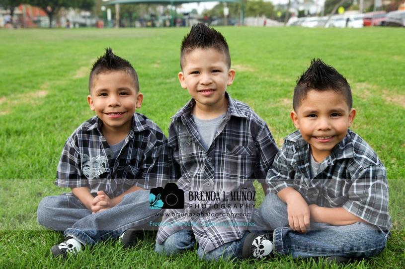 Brenda munoz photography ricky tony david triplets for Joy gift and jewelry sydney ns