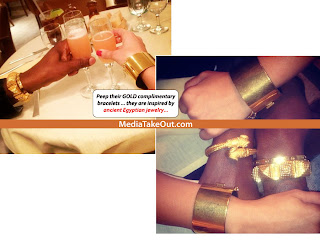 is kanye west in the illuminati look at the bracelets