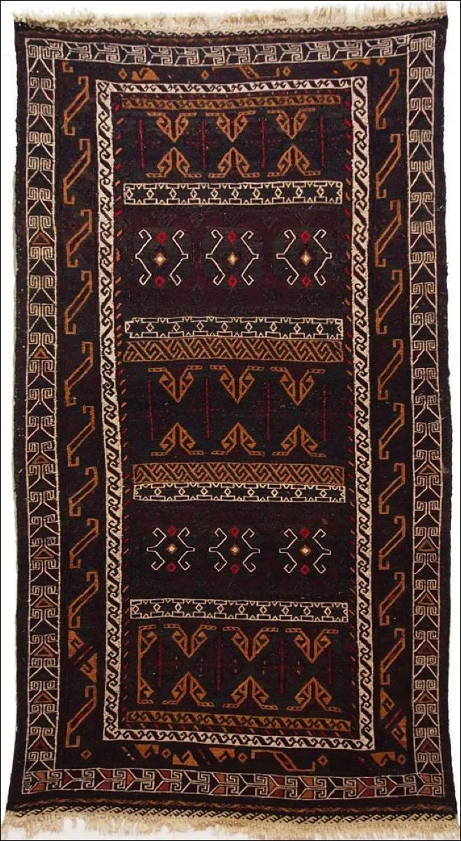 Teppich Nomaden kasak sumakh kelim afghan Beloch kilim