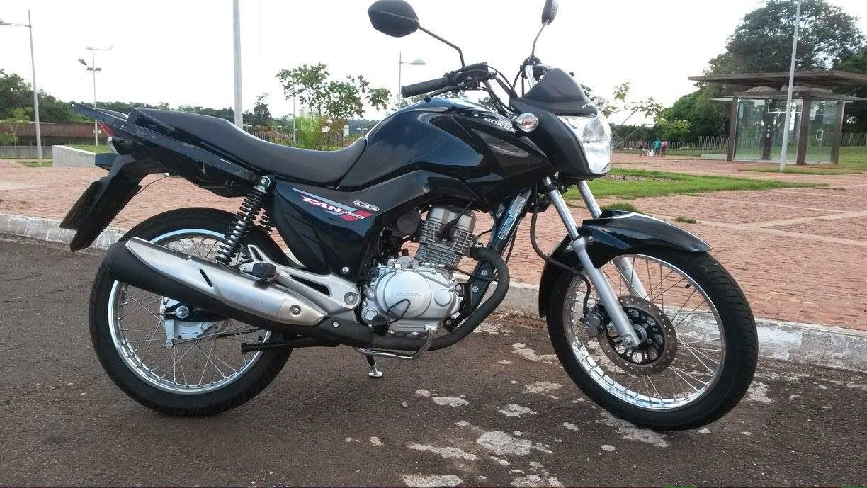Resultado de imagem para motocicleta fan 150 2014