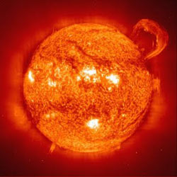 Ilmuwan Benarkan Akan Terjadi Tsunami Matahari