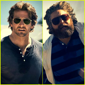 'Hangover 3' star  Zach Galifianakis  has urged Bradley Cooper to be 'more of a diva'