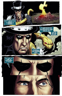 Page 5 of Alice Cooper vs Chaos! #1 from Dynamite Entertainment