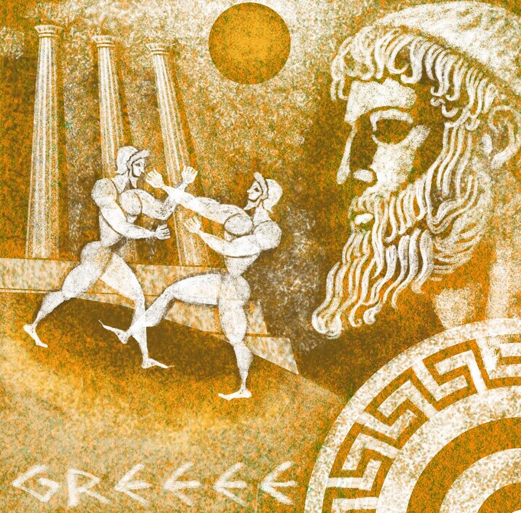 londinoupolis: What can ancient Greek mythology show us?