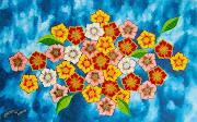 Flores da Primavera nº02. Postado por Alberto de Moraes às 06:22