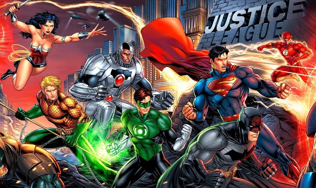 IL MONDO DI SUPERGOKU: JUSTICE LEAGUE: THE NEW 52 - SERIE ...