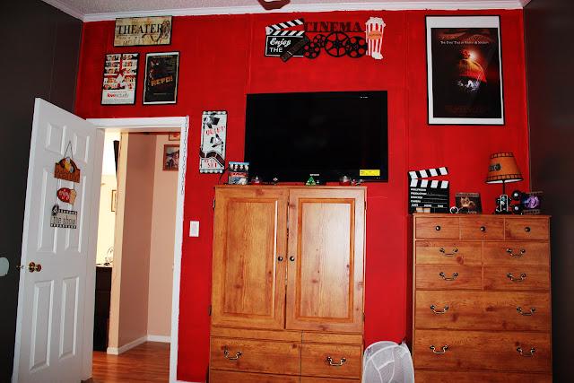 my life so far movie themed bedroom