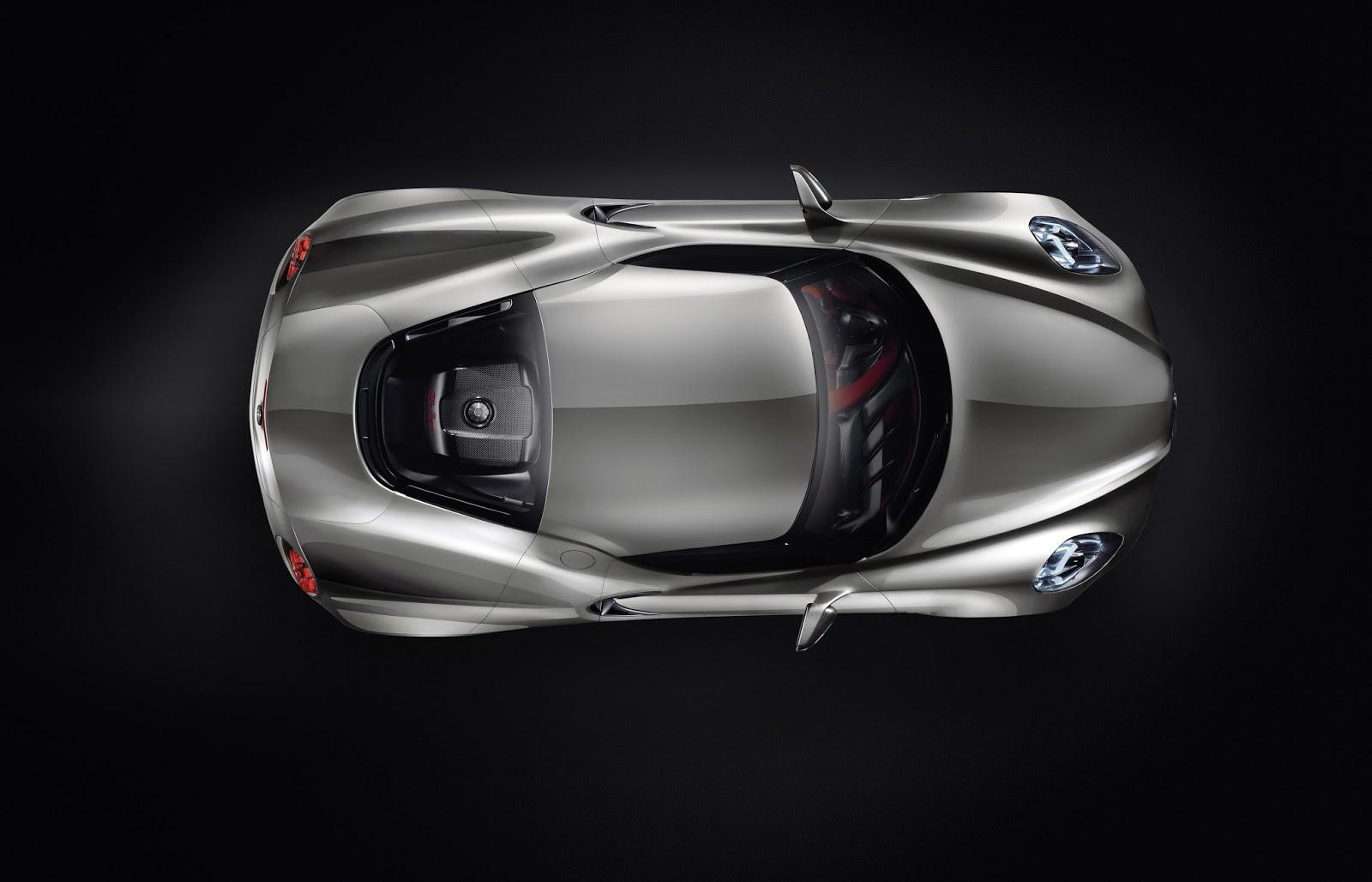 All \'bout Cars: Alfa Romeo 4C