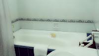 kamar mandi hotel kresna wonosobo