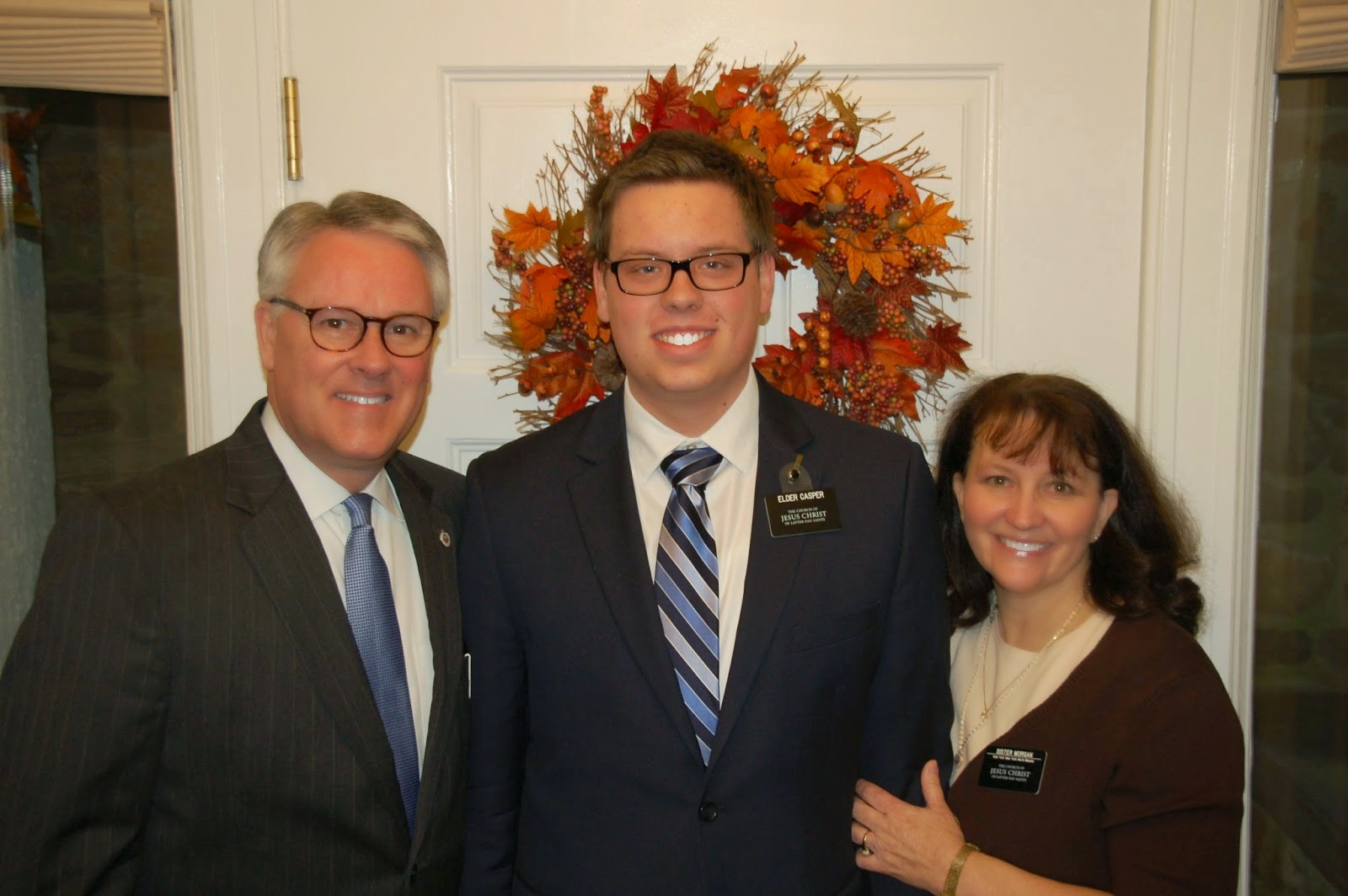 Elder Domenick Casper