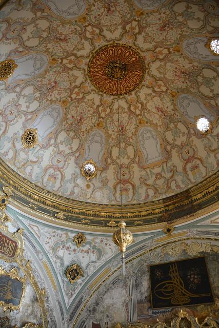 Divan Topkapi Palace Istanbul