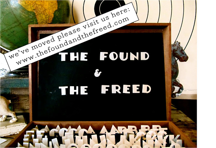 the found and the freed