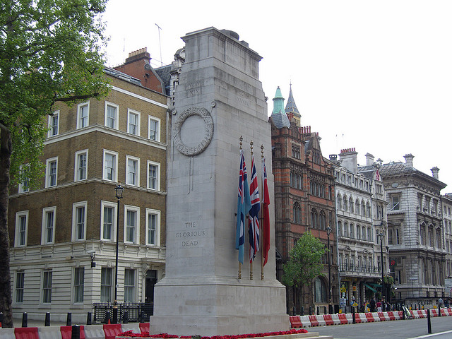 The+Cenotaph+London+Whitehall