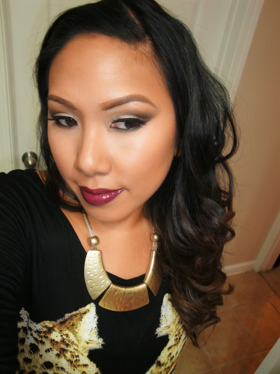 Fotd Affordable Fall Makeup Look Makeup By Renren