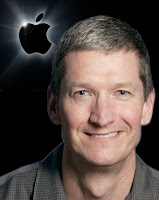 tim cook nuevo CEO de Apple