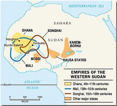 The Ancient Kingdom Of Mali5