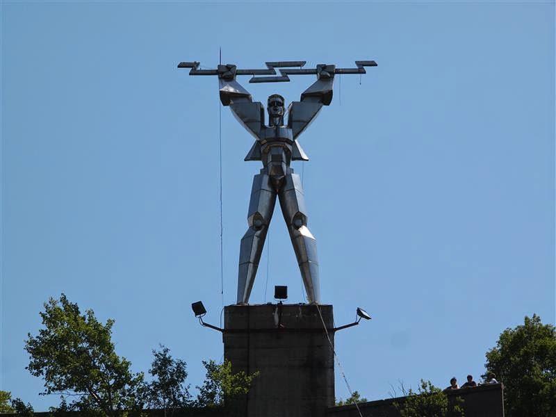 Estatua de Prometeo