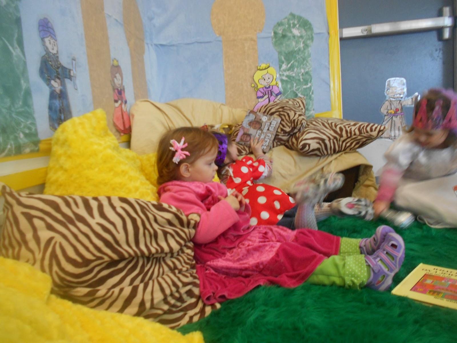 gan camarillo preschool purim story comes to life