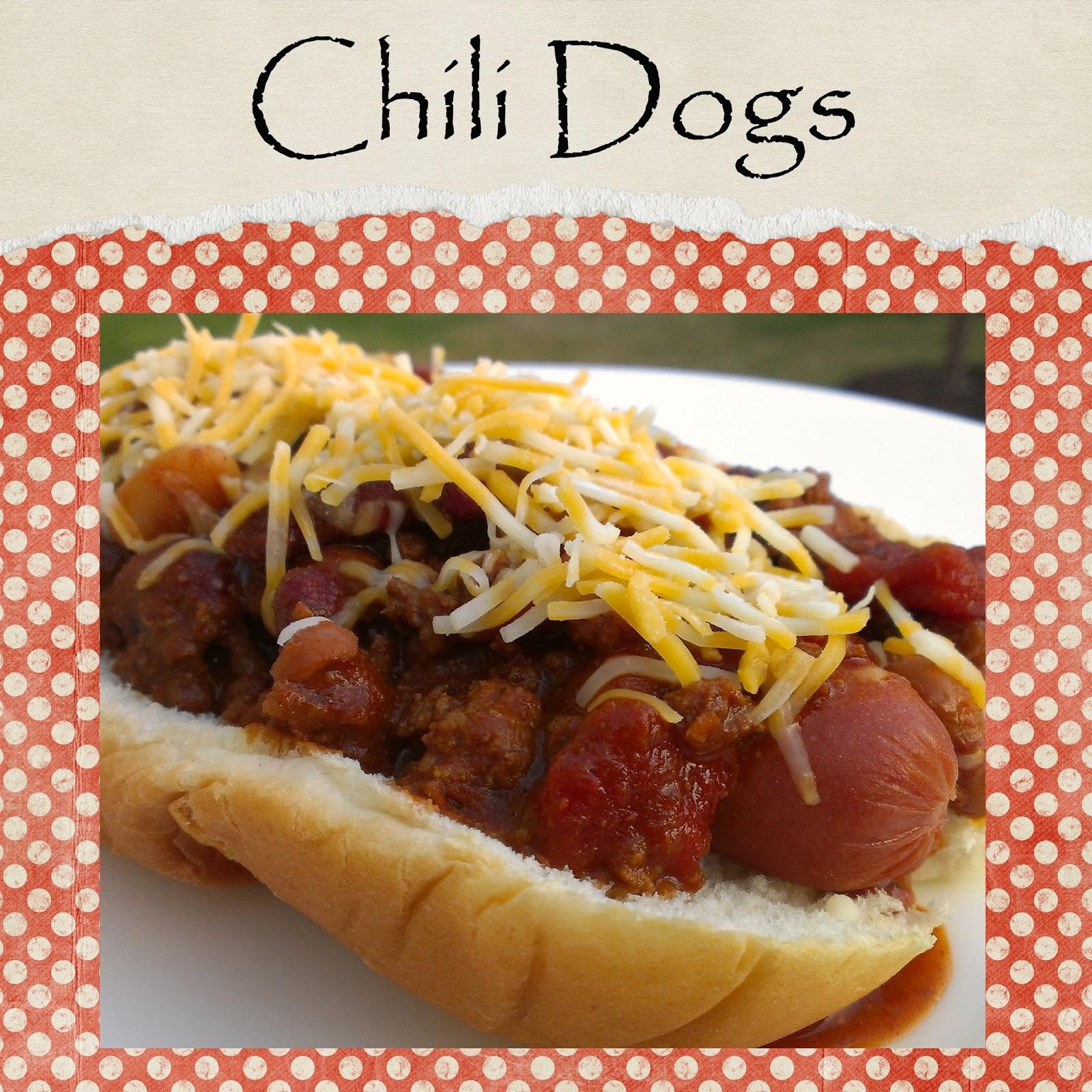 Chili Dog Recipe — Dishmaps