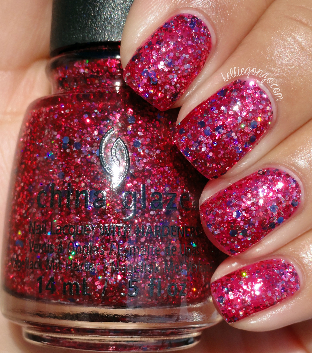 China Glaze Ugly Sweater Party