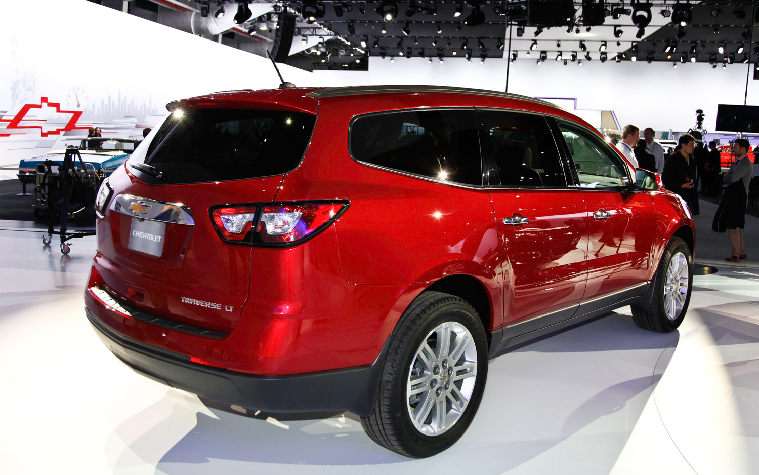 2013 chevrolet traverse hd wallpapers new cars reviews. Black Bedroom Furniture Sets. Home Design Ideas