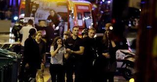 Το ισλαμικό χαλιφάτο ανέλαβε την ευθύνη για τις επιθέσεις στην Γαλλία - Ένας από τους δράστες φώναξε «Αλλάχ Ακμπάρ» - 140 νεκροί εως τώρα