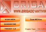 BRIGADE Antivirus Thumb
