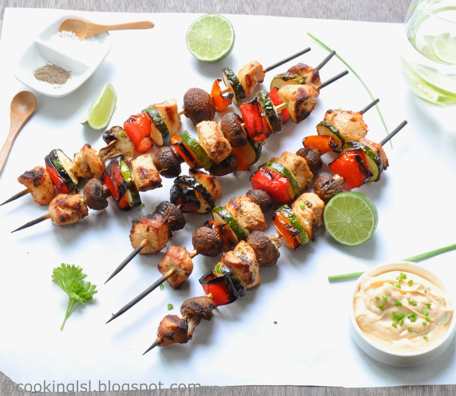 kabobs marinated greek chicken kabobs recipe yummly greek marinated ...