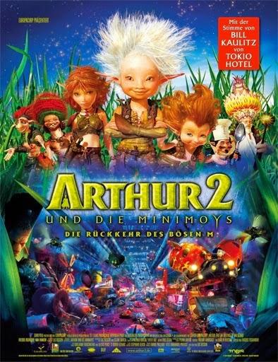 Ver Arthur y la venganza de Maltazard (2009) Online