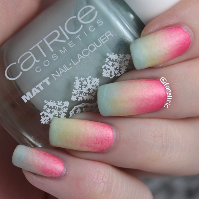 Catrice rock-o-co LE gradient