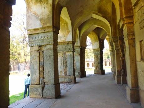 Sikandar Lodi's Tomb Delhi