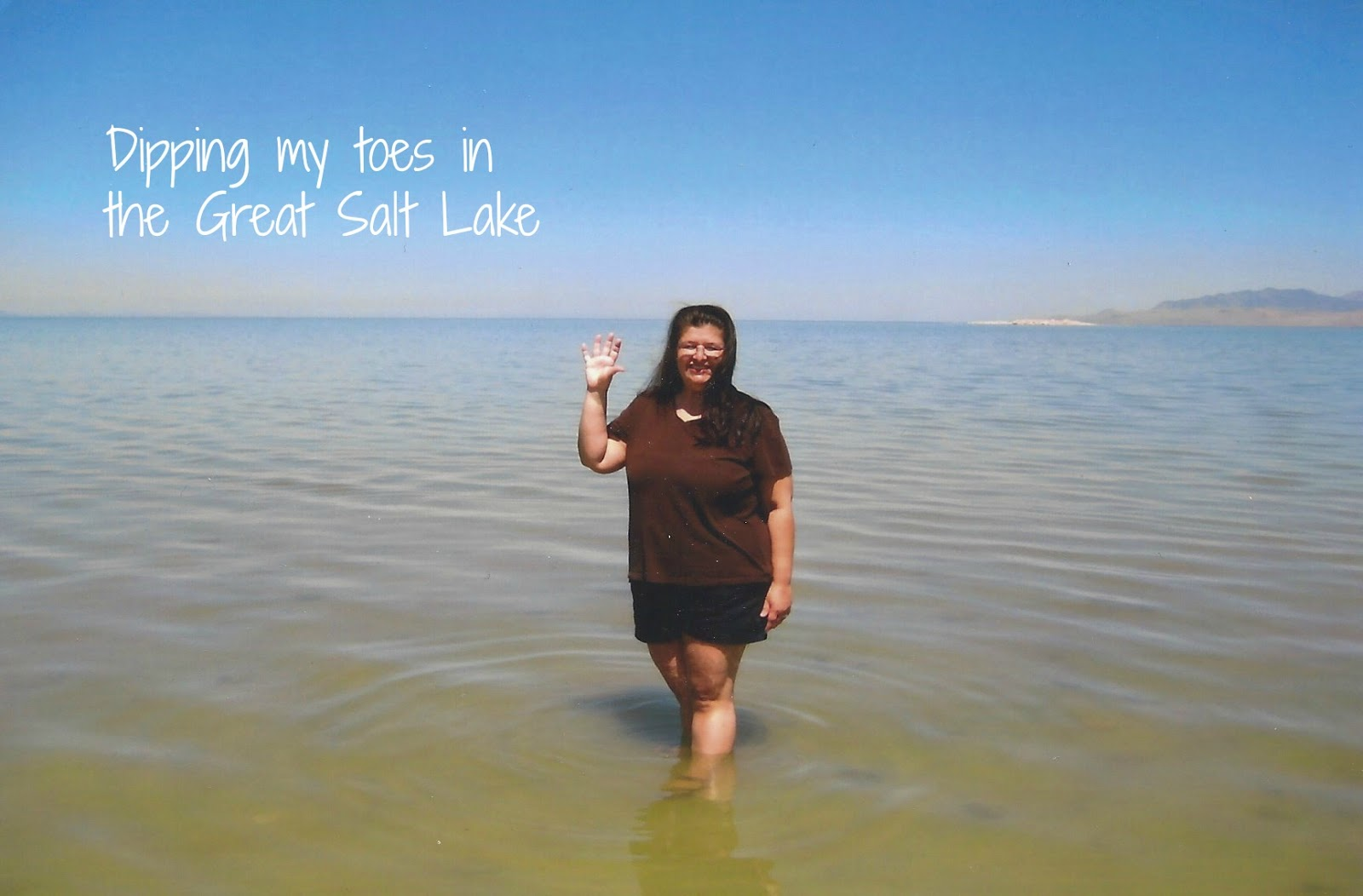 Carolyn in carolina utah salt lake city the great salt for Salt lake city fishing