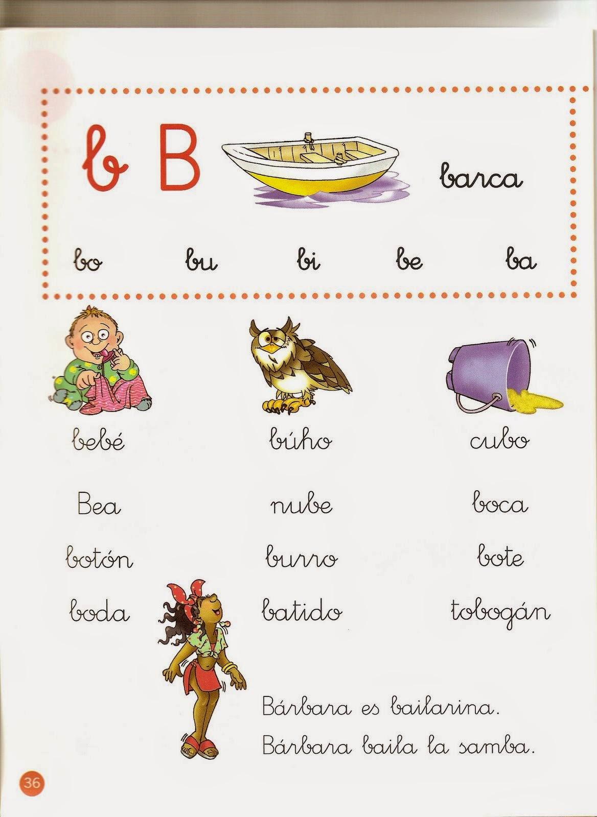 No quiero ser peter pan trabajo la letra b for La b b