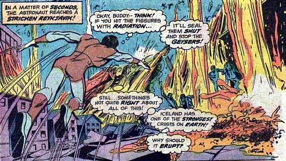 Atlas Comics, Phoenix #1, Reykjavik