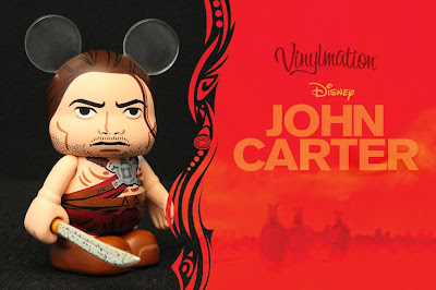 John Carter Disney Vinylmation Series